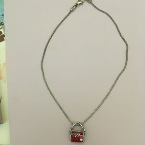 Brighton Necklace and Charm